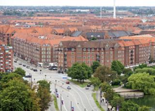 Bild på byggnader